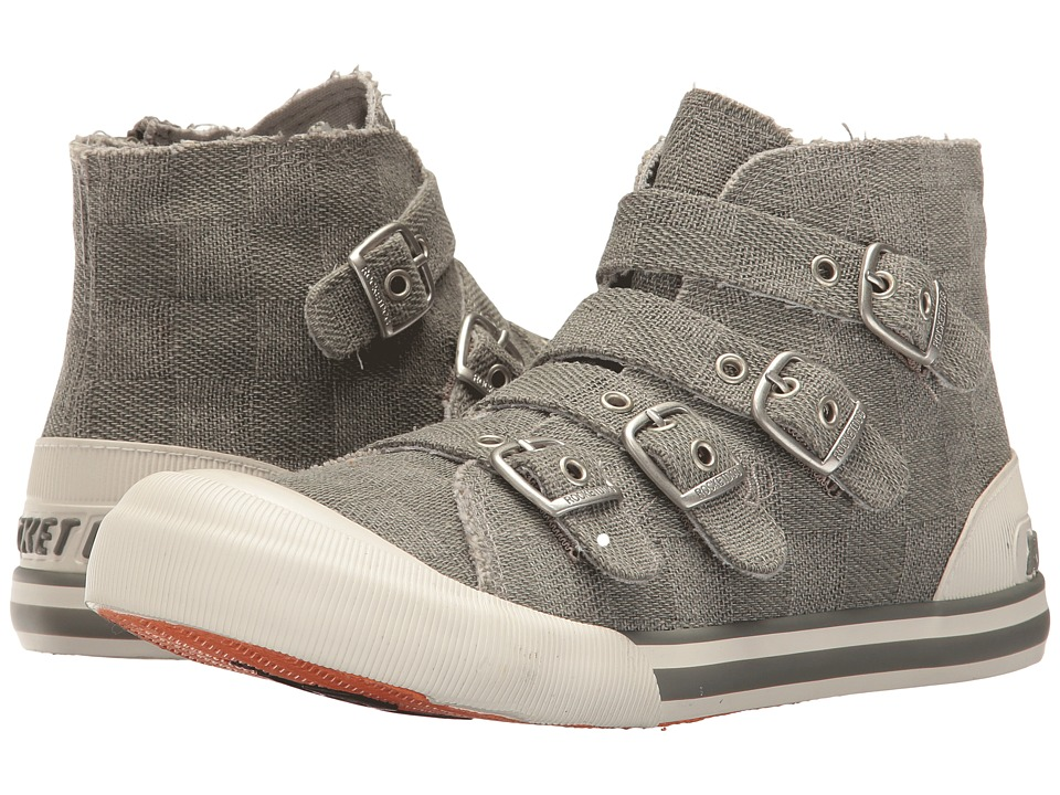 Rocket Dog - Jeskey (Grey Ranger) Women's Shoes