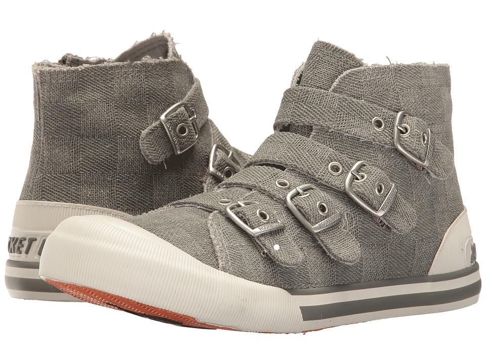 Rocket Dog - Jeskey (Grey Ranger) Women's Shoes