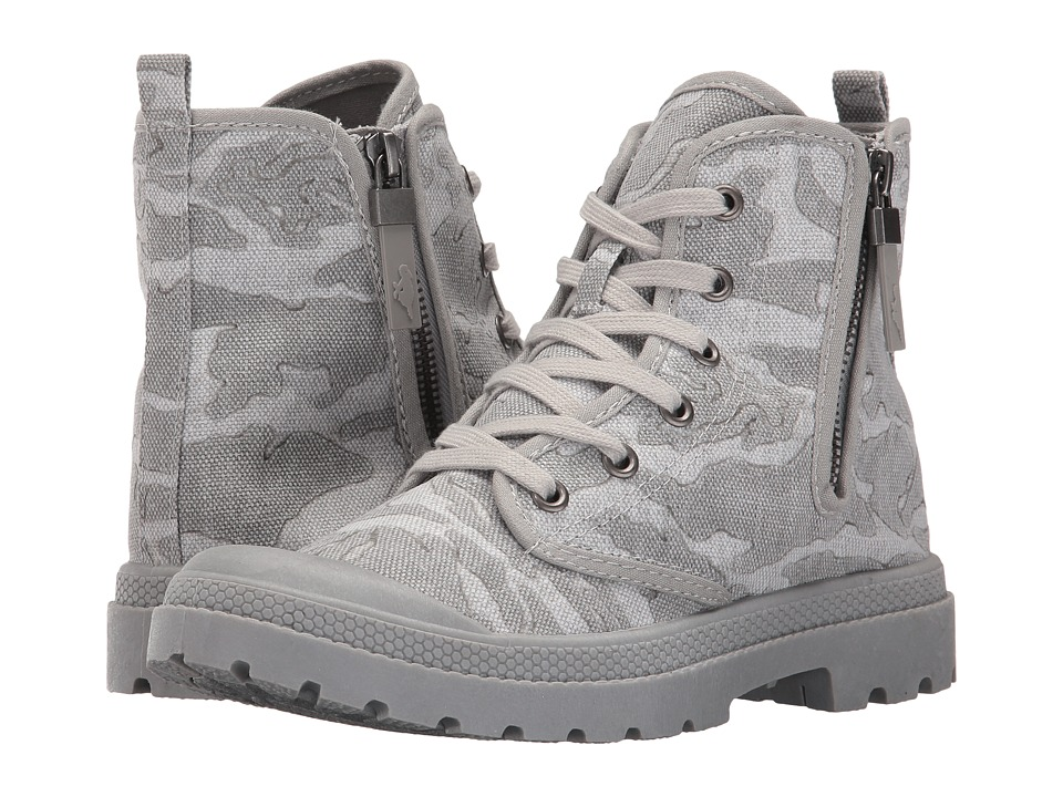 Rocket Dog - Porter (Grey Undercover) Women's Lace up casual Shoes