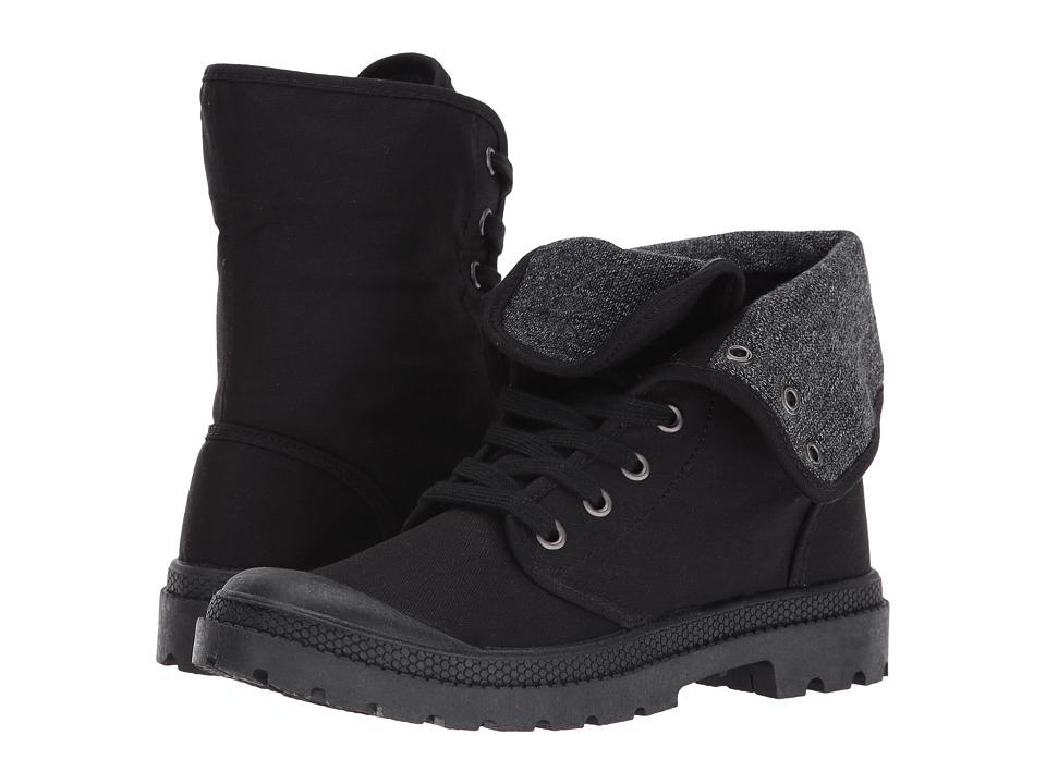 Rocket Dog - Pilot (Black Gunner/Canyon Fall) Women's Lace up casual Shoes