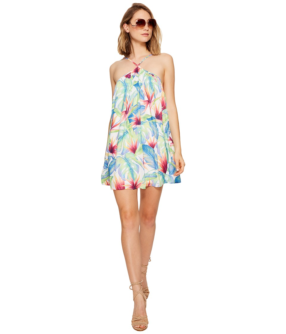 Show Me Your Mumu - Lexington Mini Dress (Palm Flings) Women's Dress