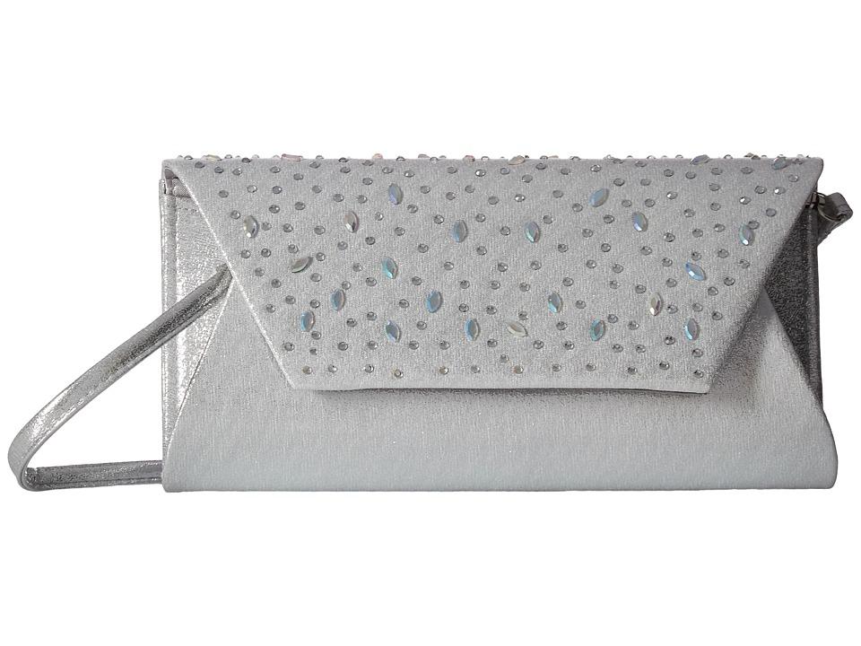 Touch Ups - Hailey (Silver) Handbags