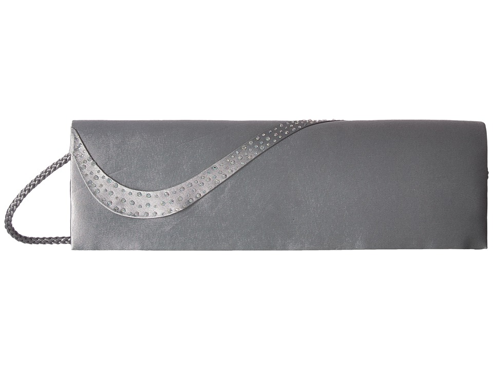 Touch Ups - Sydney (Silver) Handbags