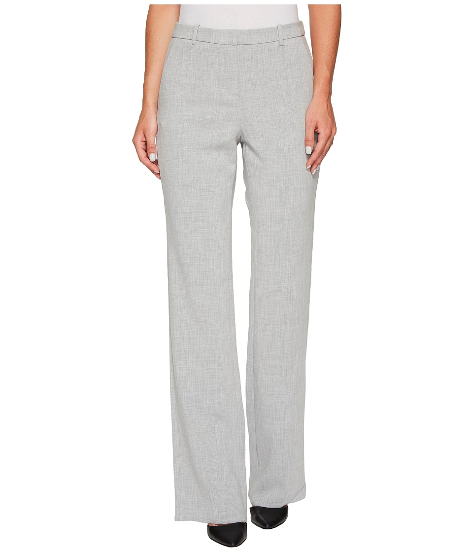 Ellen Tracy - Signature Trousers (Slate Gray Heather) Women's Casual Pants