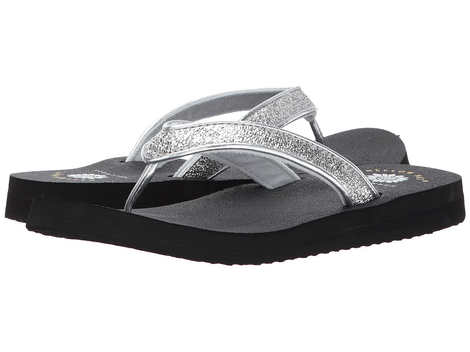 Yellow Box - Campina (Silver) Women's Sandals
