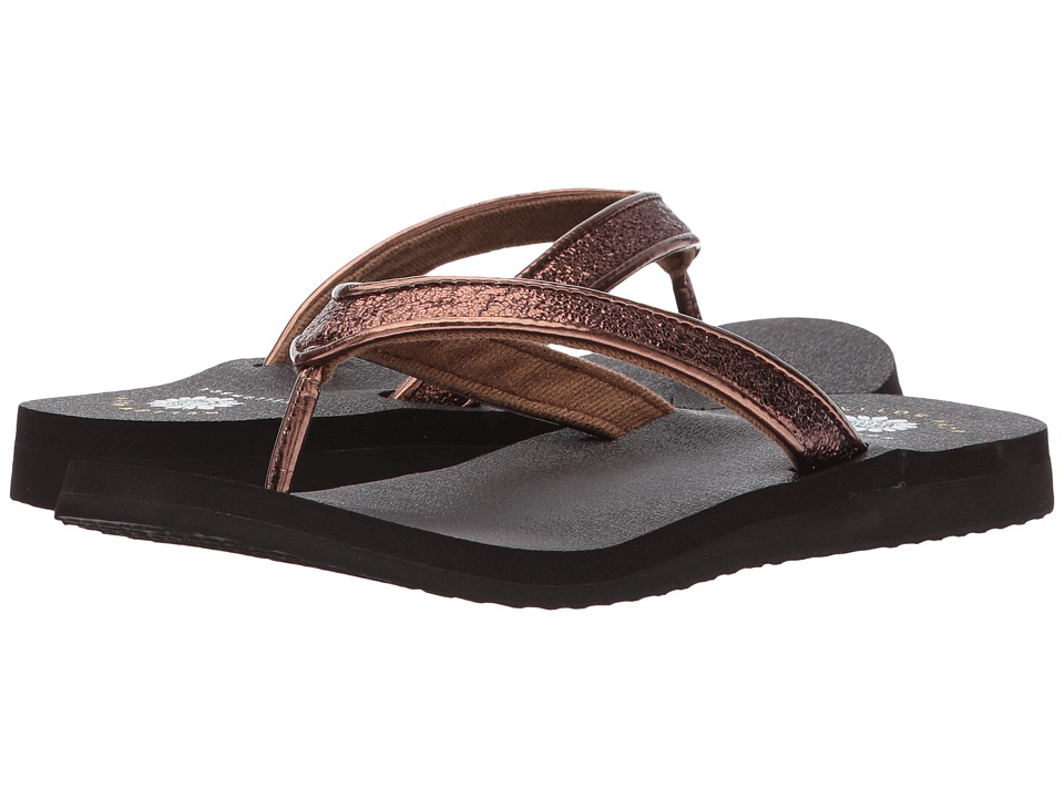Yellow Box - Campina (Bronze) Women's Sandals