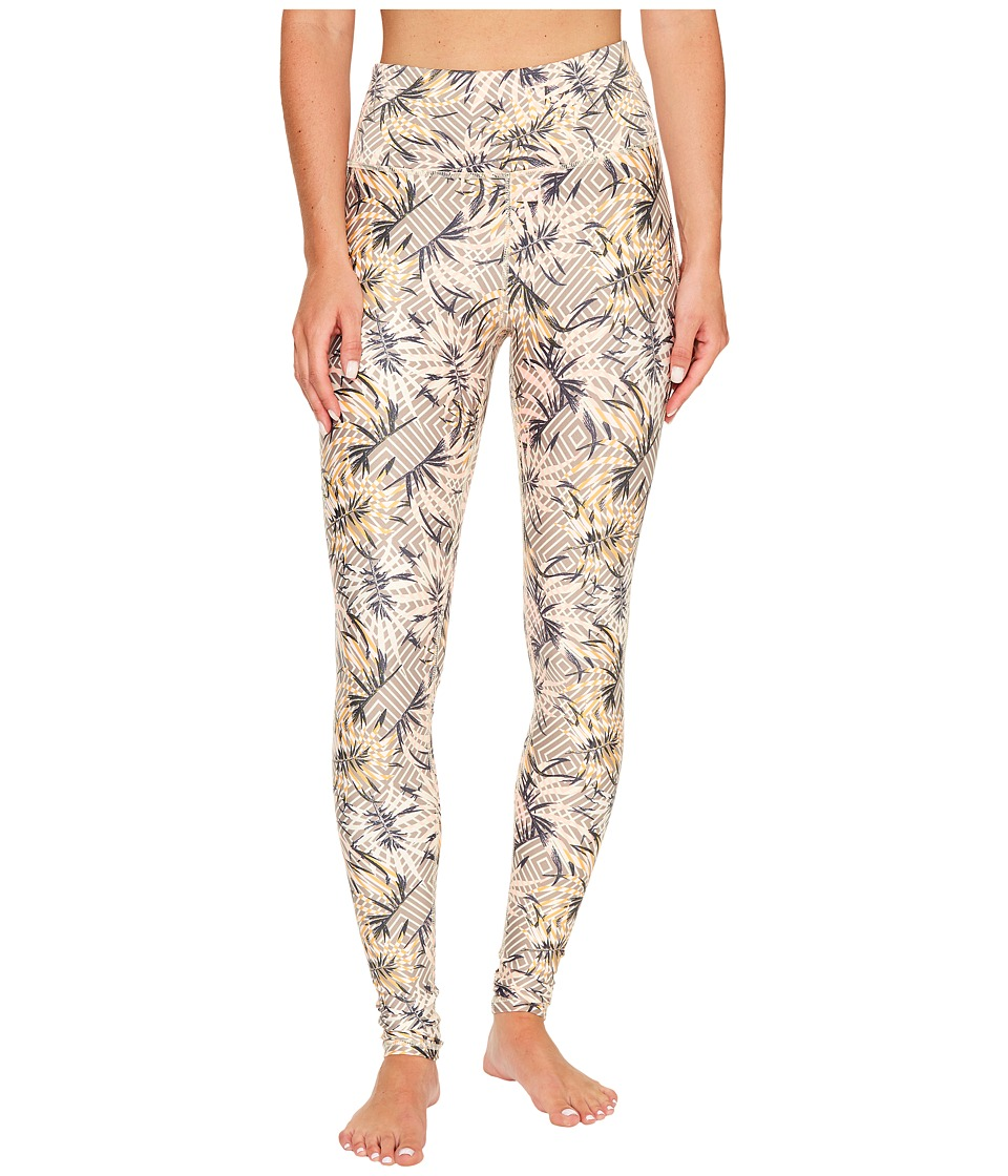 Maaji Dreamy Island Printed Leggings (Multicolor) Women