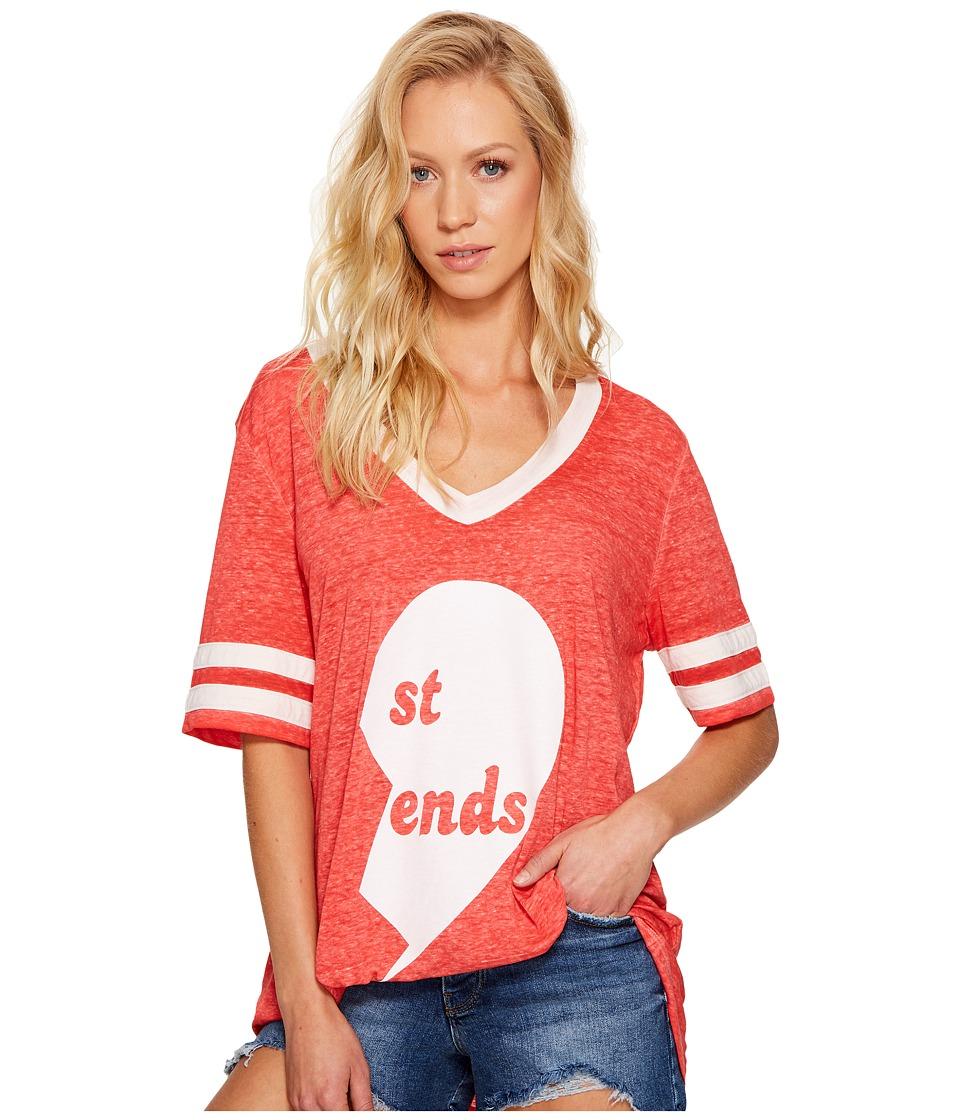 Show Me Your Mumu - Boyfriend Cuddle Tee (Best Friend I) Women's T Shirt