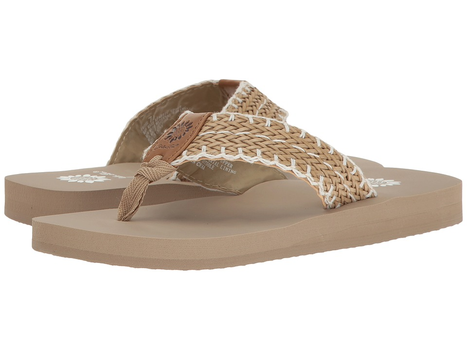 Yellow Box - Prose (Beige) Women's Sandals
