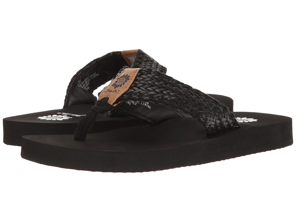 Yellow Box - Prose (Black) Women's Sandals