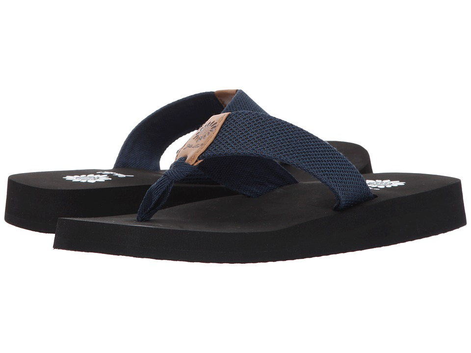 Yellow Box - Rene (Navy) Women's Sandals