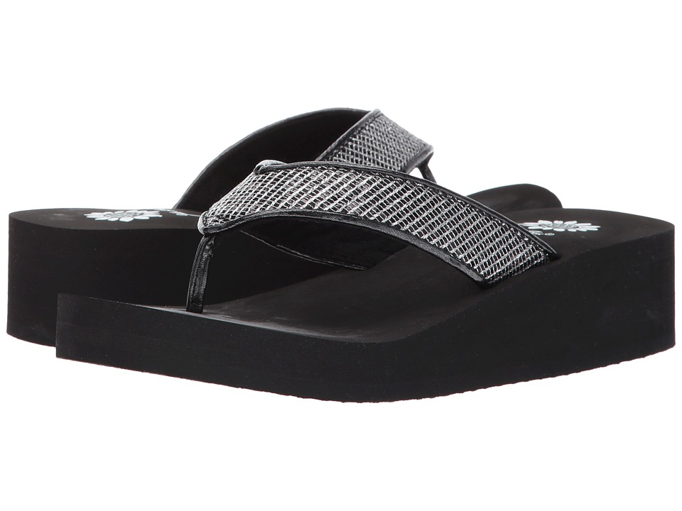 Yellow Box - Riko (Black) Women's Sandals