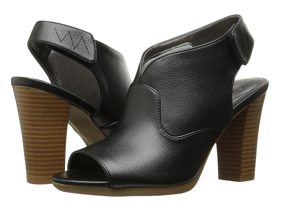 LifeStride - Naomi (Black) Women's Shoes