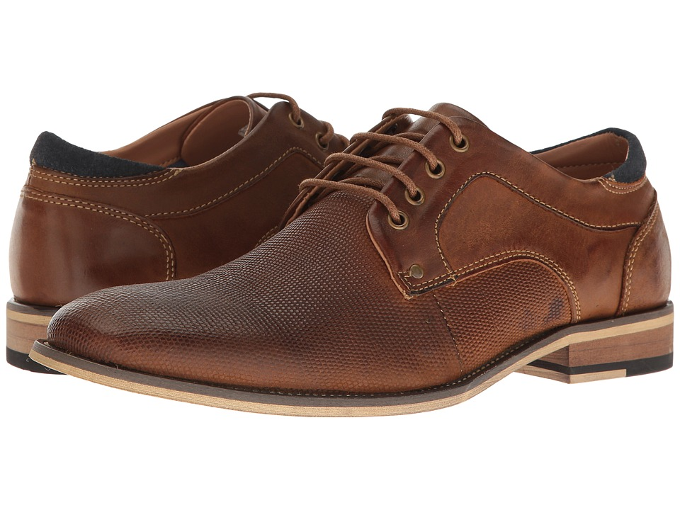 Steve Madden - Lupo (Dark Tan) Men's Shoes