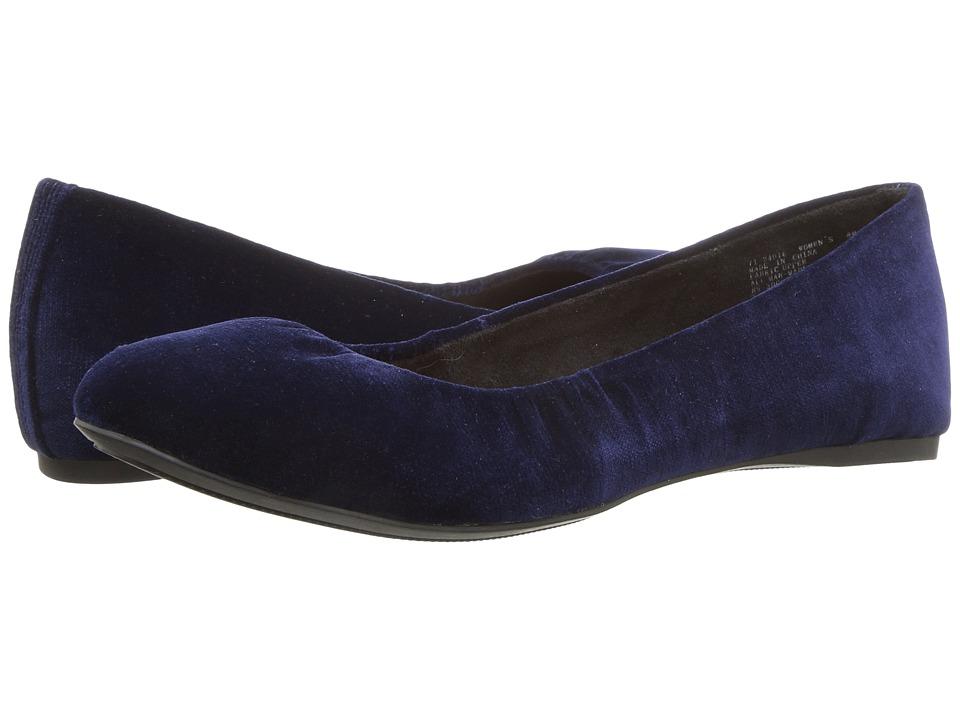 G.H. Bass & Co. Felicity (Navy Velvet) Women