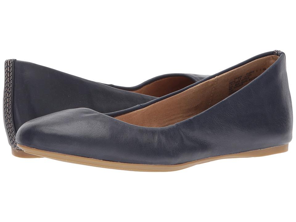 G.H. Bass & Co. Felicity (Navy Leather) Women