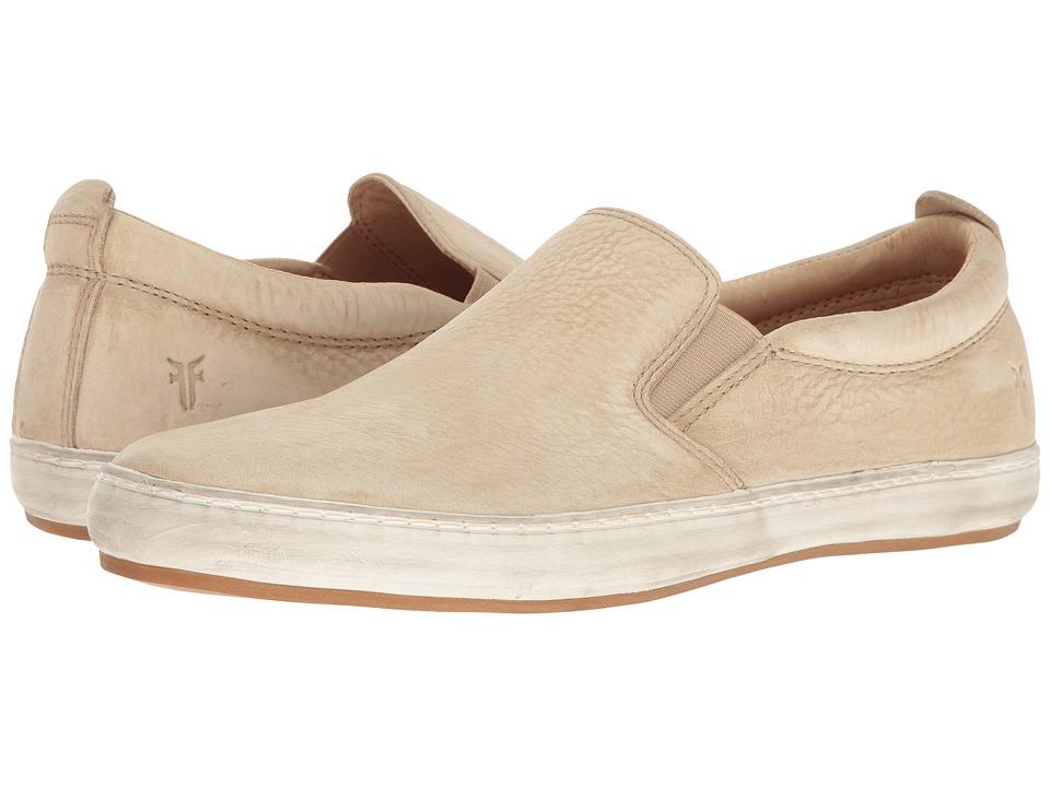 Frye - Norfolk Slip-On (Cement) Men's Slip on Shoes