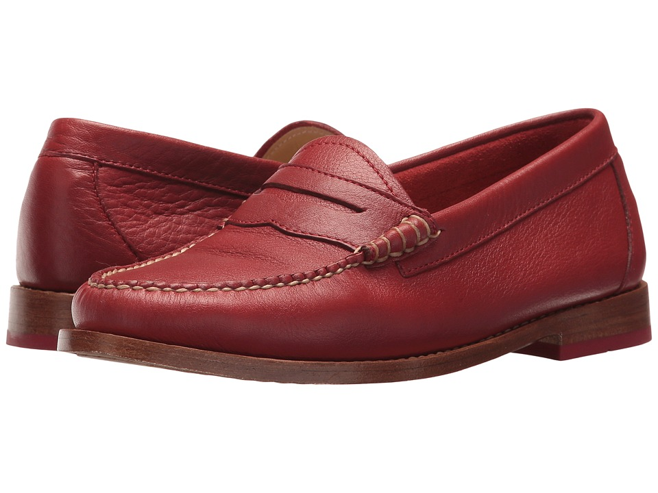 G.H. Bass & Co. Whitney Weejuns (Spice Soft Tumbled Leather) Women