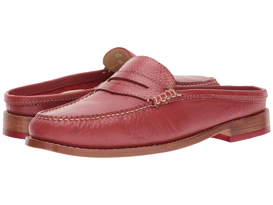 G.H. Bass & Co. Wynn Weejuns (Spice Soft Tumbled Leather) Women