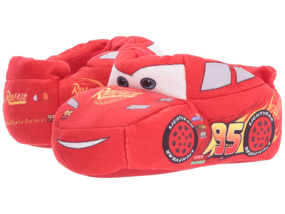 Favorite Characters Cars Slipper (Toddler/Little Kid) (Red Multi) Boys Shoes