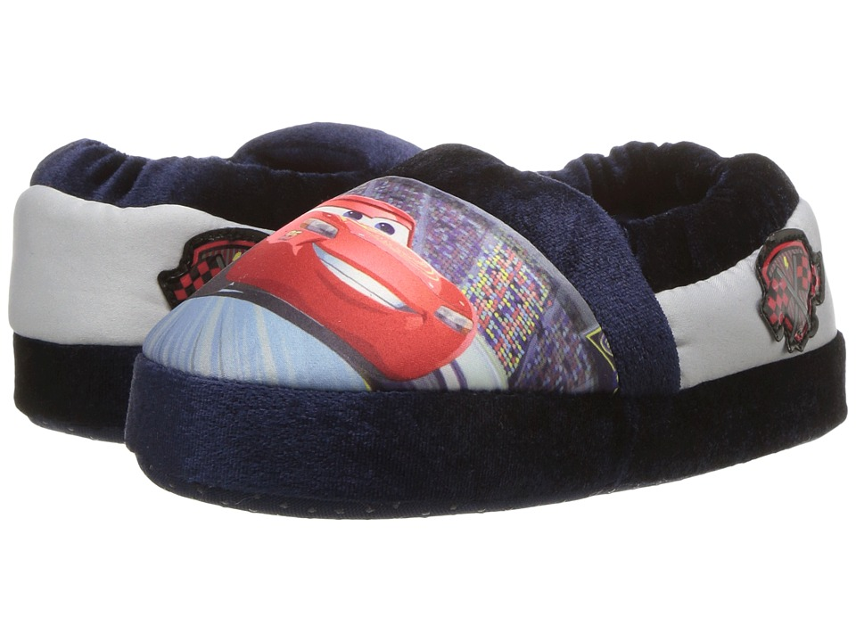 Favorite Characters Cars Slipper (Toddler/Little Kid) (Blue Multi) Boys Shoes