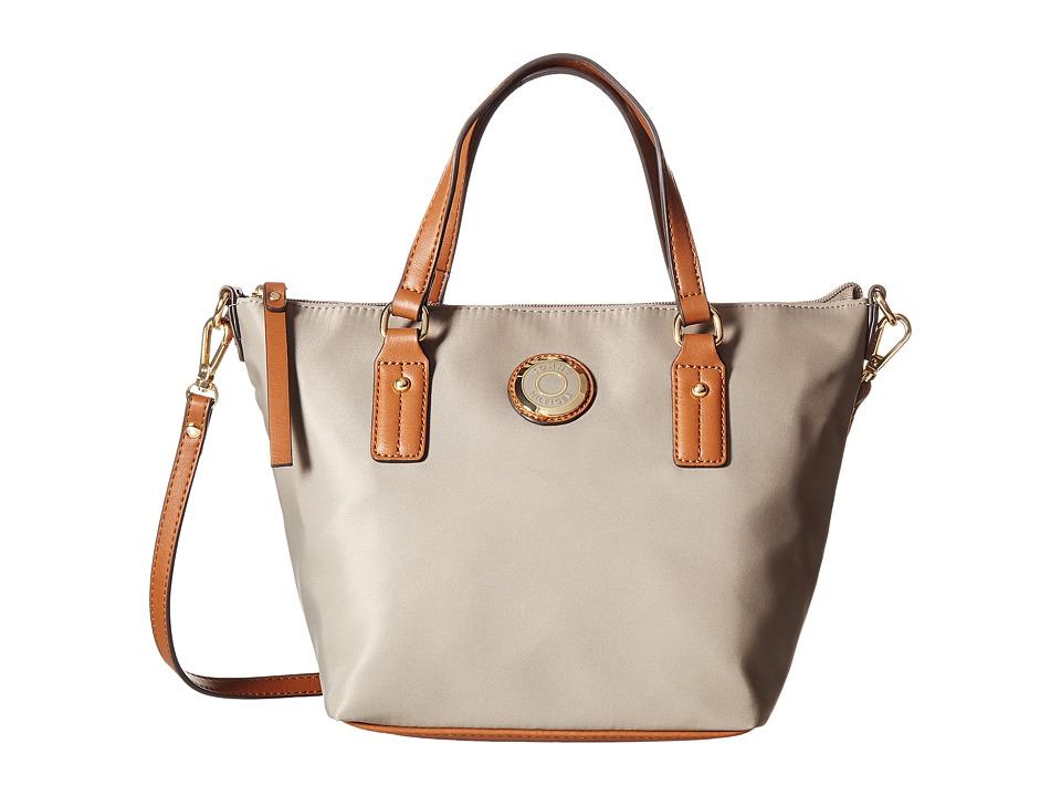 Tommy Hilfiger - Ivy Convertible Shopper (Khaki) Bags