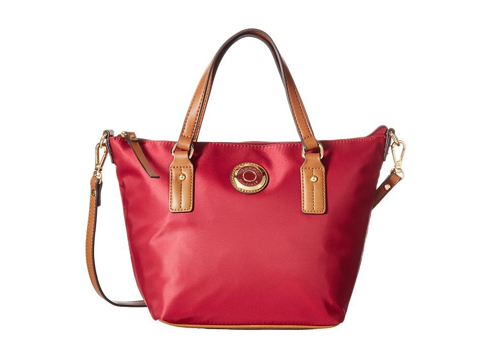 Tommy Hilfiger - Ivy Convertible Shopper (Merlot) Bags