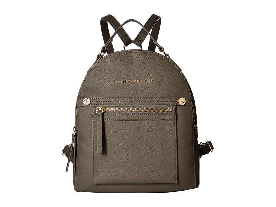 Tommy Hilfiger - Lani Backpack (Mushroom) Backpack Bags