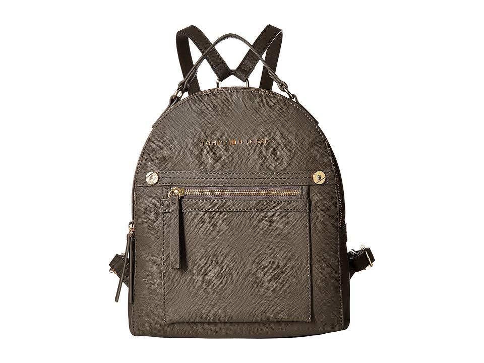Tommy Hilfiger - Lani Backpack (Mushroom) Backpack Bags