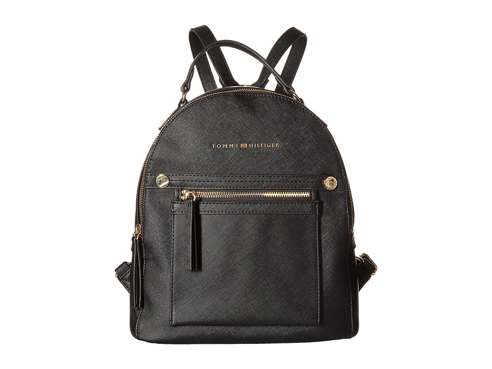 Tommy Hilfiger - Lani Backpack (Black) Backpack Bags