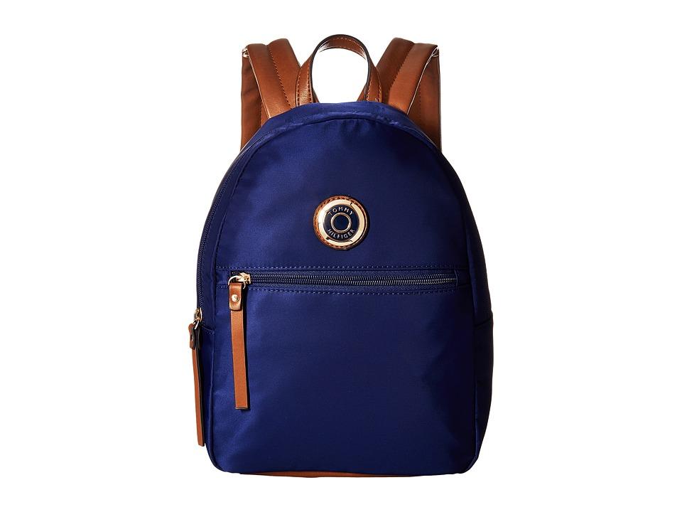 Tommy Hilfiger - Ivy Dome Backpack (Cobalt) Backpack Bags