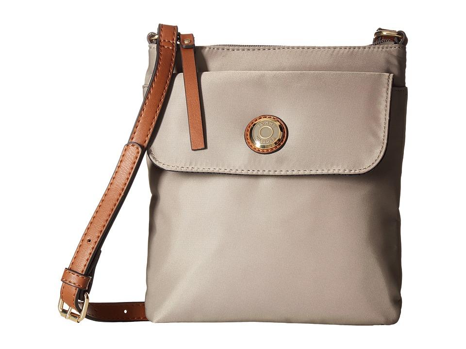 Tommy Hilfiger - Ivy North/South Crossbody (Khaki) Cross Body Handbags