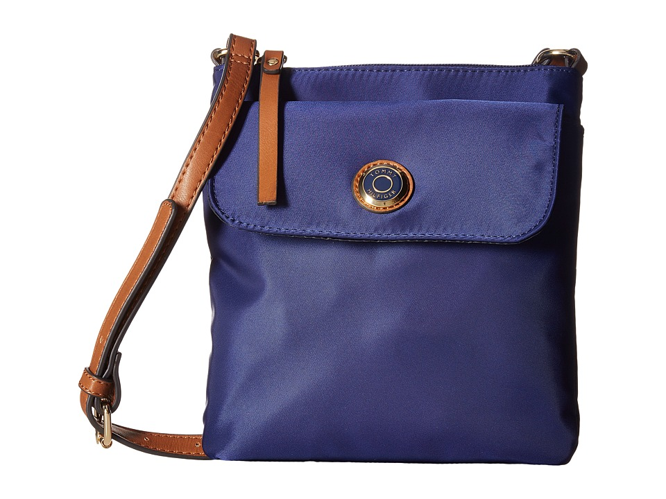Tommy Hilfiger - Ivy North/South Crossbody (Cobalt) Cross Body Handbags