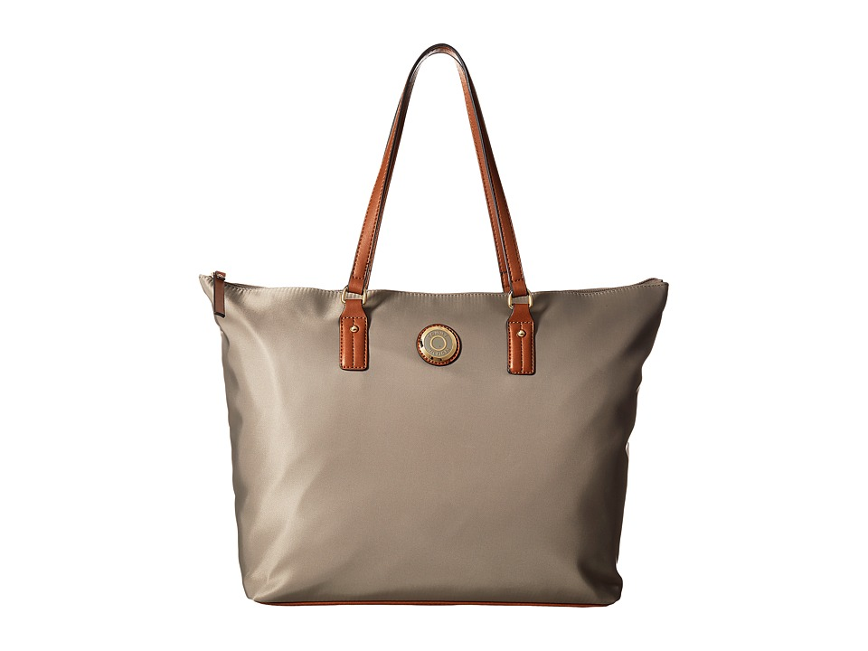 Tommy Hilfiger - Ivy Tote (Khaki) Tote Handbags