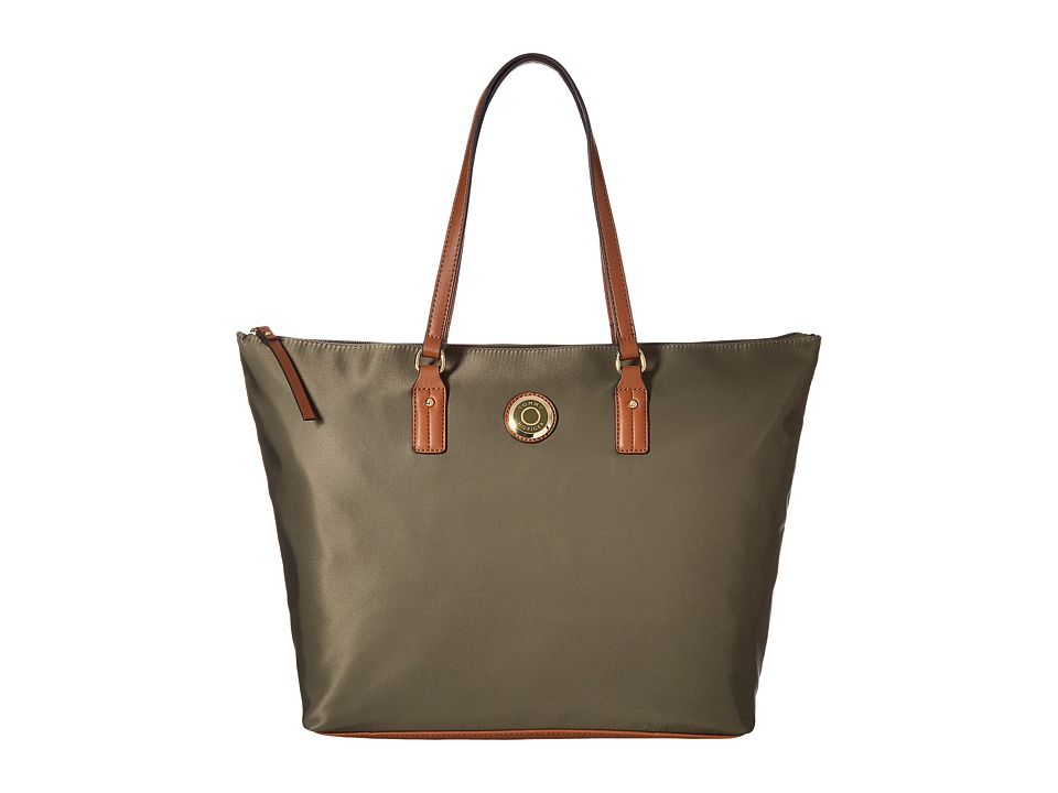 Tommy Hilfiger - Ivy Tote (Olive) Tote Handbags