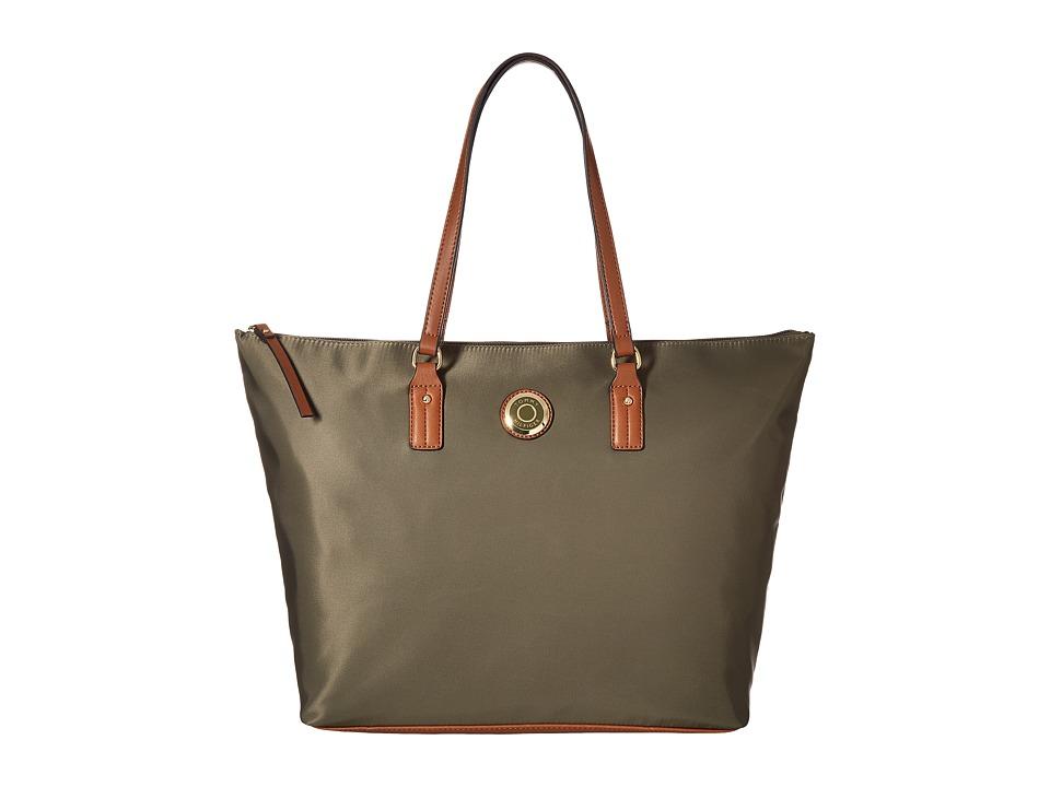 Tommy Hilfiger - Ivy Tote (Olive) Tote Handbags