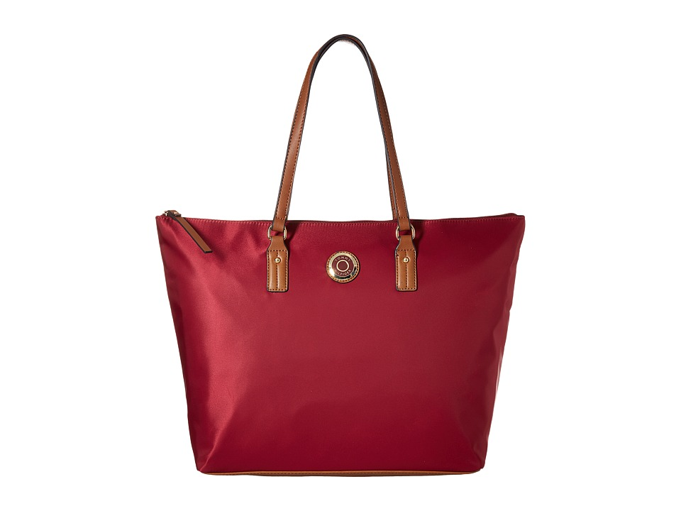 Tommy Hilfiger - Ivy Tote (Merlot) Tote Handbags