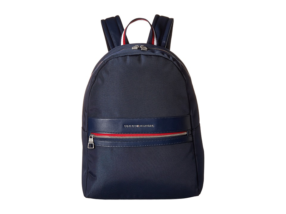 Tommy Hilfiger Essentials Backpack (Tommy Navy) Backpack Bags