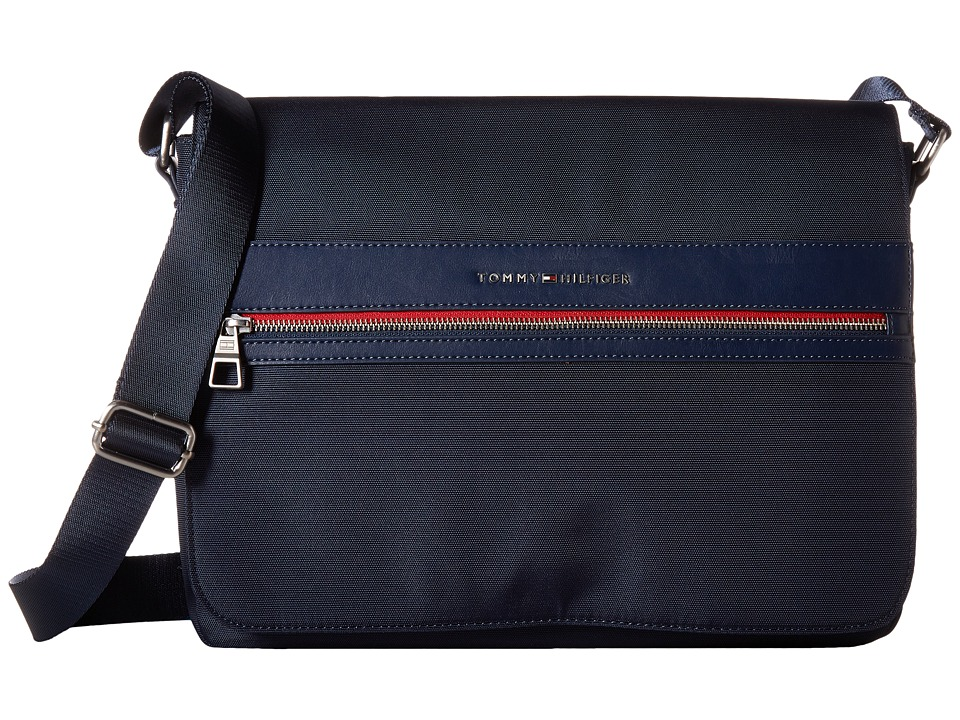 Tommy Hilfiger - Essentials Messenger (Tommy Navy) Bags