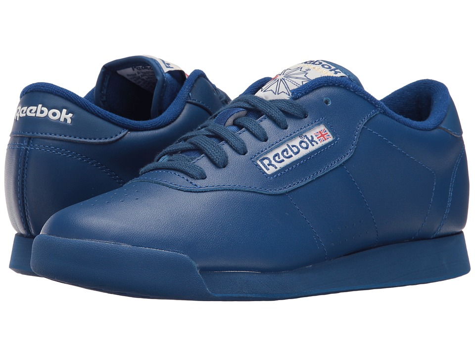 Reebok - Princess Spirit (Collegiate Royal/White) Women's Shoes