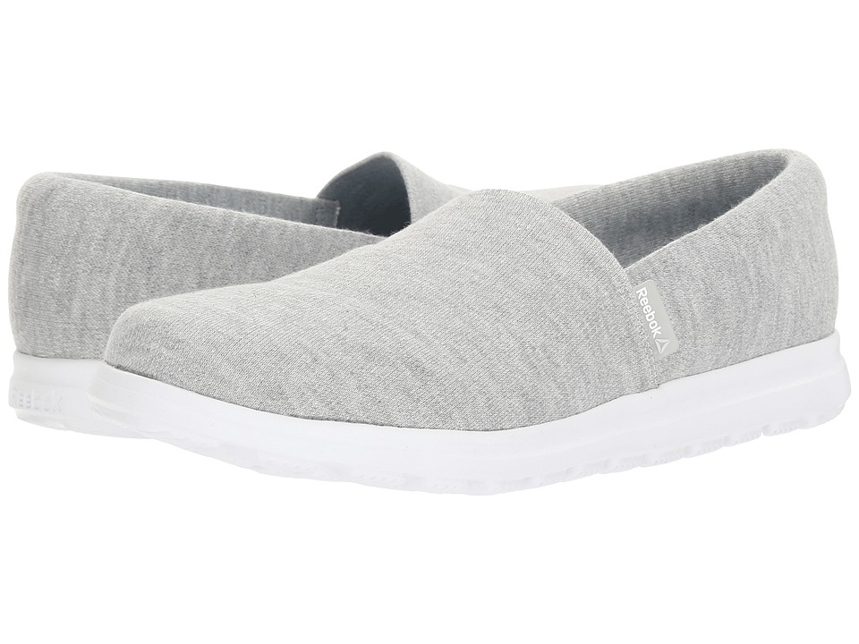 Reebok - Skyscape Harmony (Heathered Steel/White) Women's Shoes