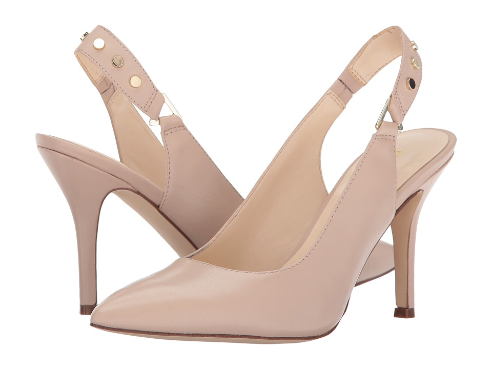 Nine West - Francena (Natural Leather) Women's Shoes