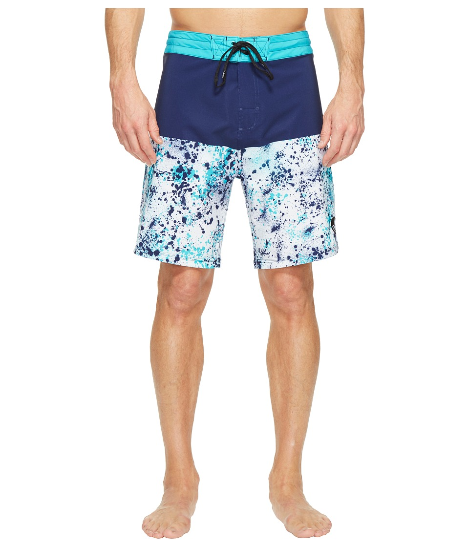 Body Glove Vapor Dexterman Boardshorts (Indigo) Men