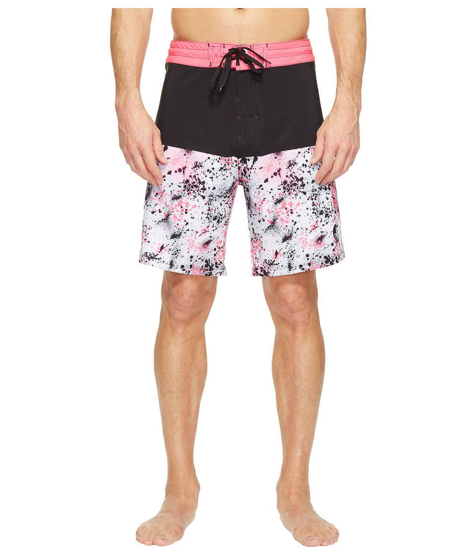 Body Glove - Vapor Dexterman Boardshorts (Black) Men's Swimwear