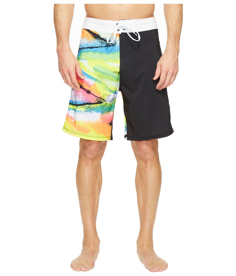 Body Glove - Vapor Bertleman Boardshorts (Black) Men's Swimwear