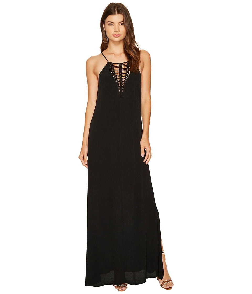 ASTR the Label - Hermosa Dress (Black) Women's Dress