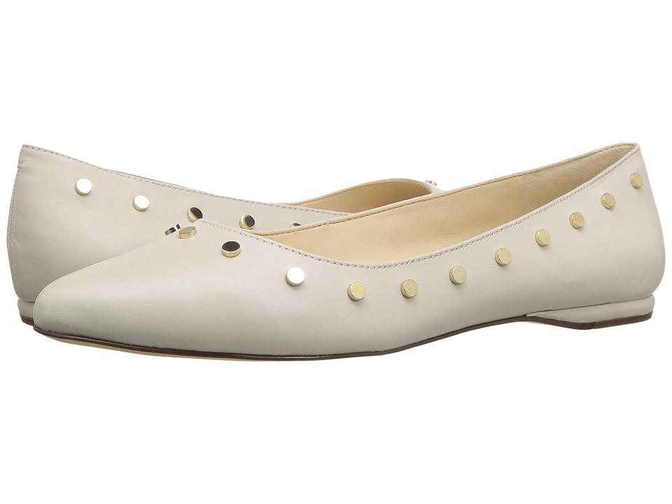 Nine West - Sigismonda (Off-White Leather) Women's Shoes