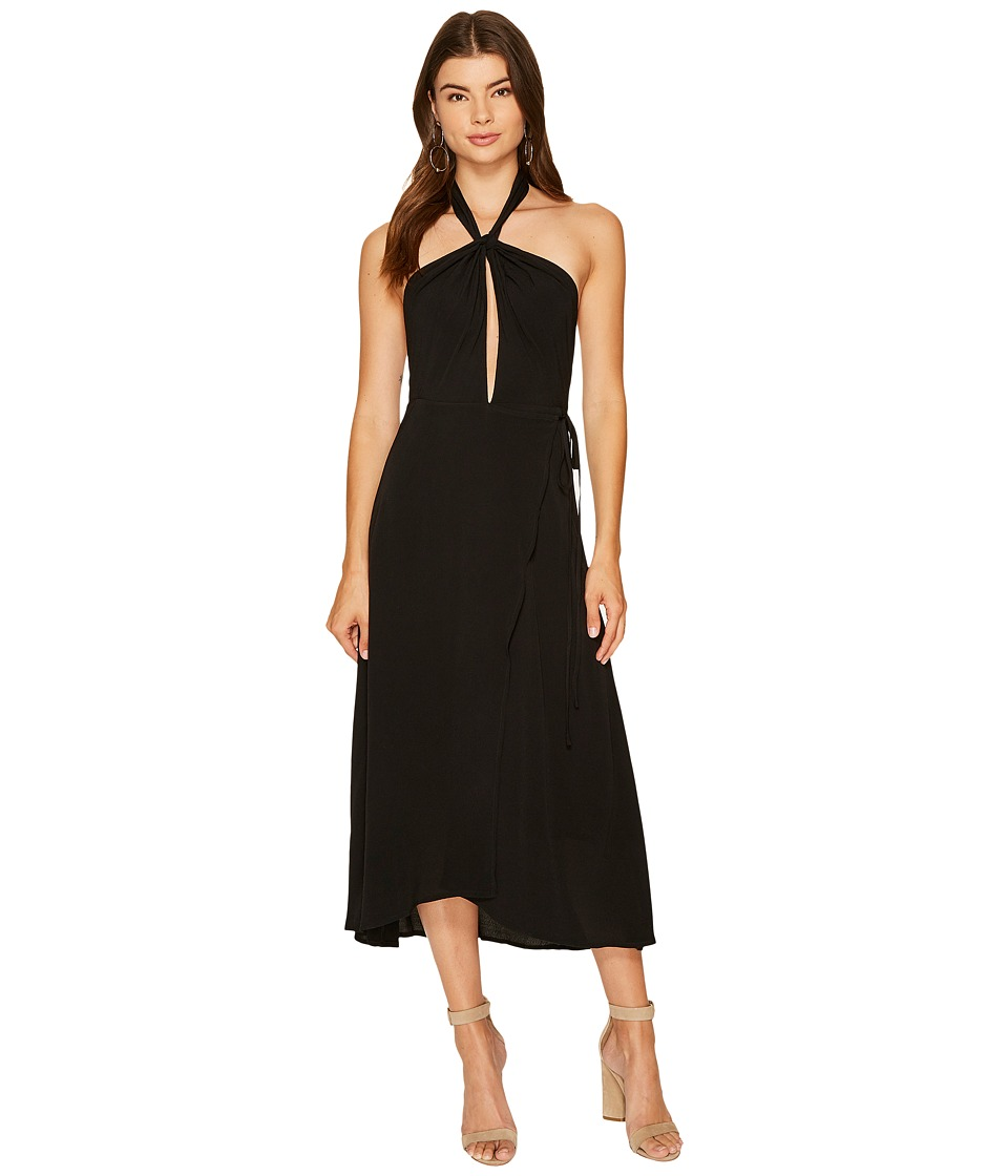 ASTR the Label Luciana Dress (Black) Women