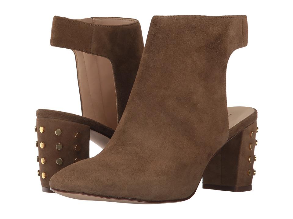 Nine West - Xtravert (Green Suede) Women's Shoes
