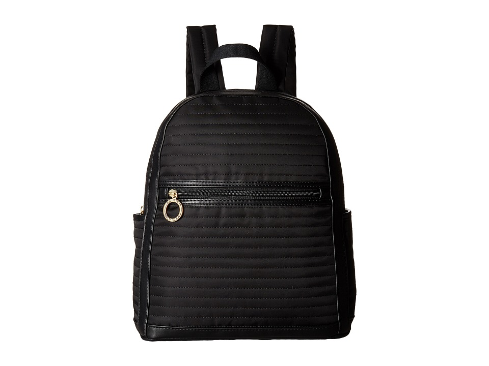 Tommy Hilfiger - Catalina Small Backpack (Black) Backpack Bags